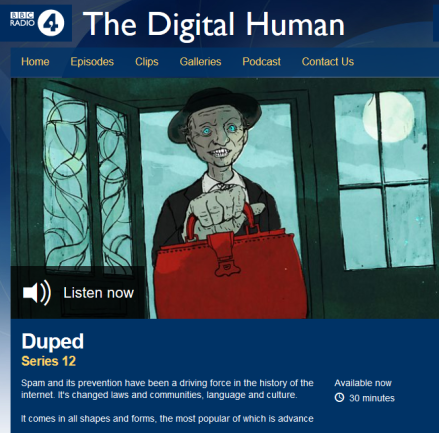 Screenshot_2018-09-21 Duped, Series 12, The Digital Human - BBC Radio 4